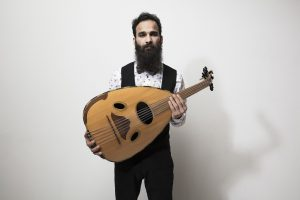 Hussein Rassim, joueur de Oud
