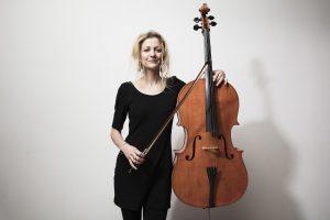 Juliette Lacroix, violoncelliste
