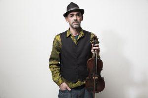 Nicolas Hauzer, violoniste